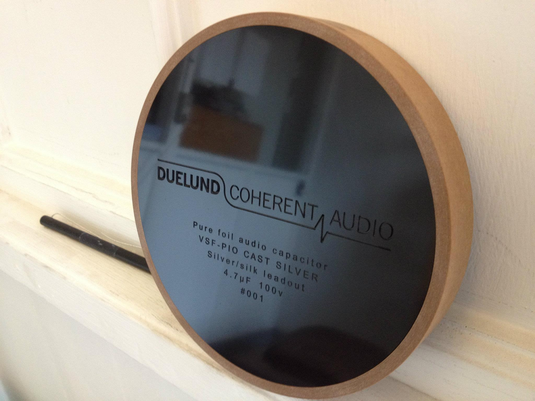 Duelund Coherent Audio – Manufacturers of loudspeakers